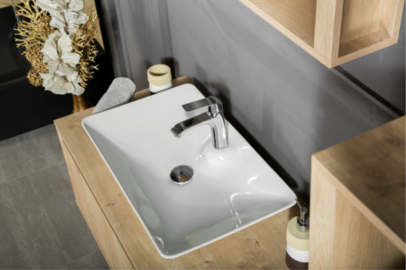 SAPPHIRE modern bathroom vanities detail