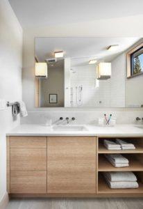 Bathroom Vanity with Lots of Storage Space