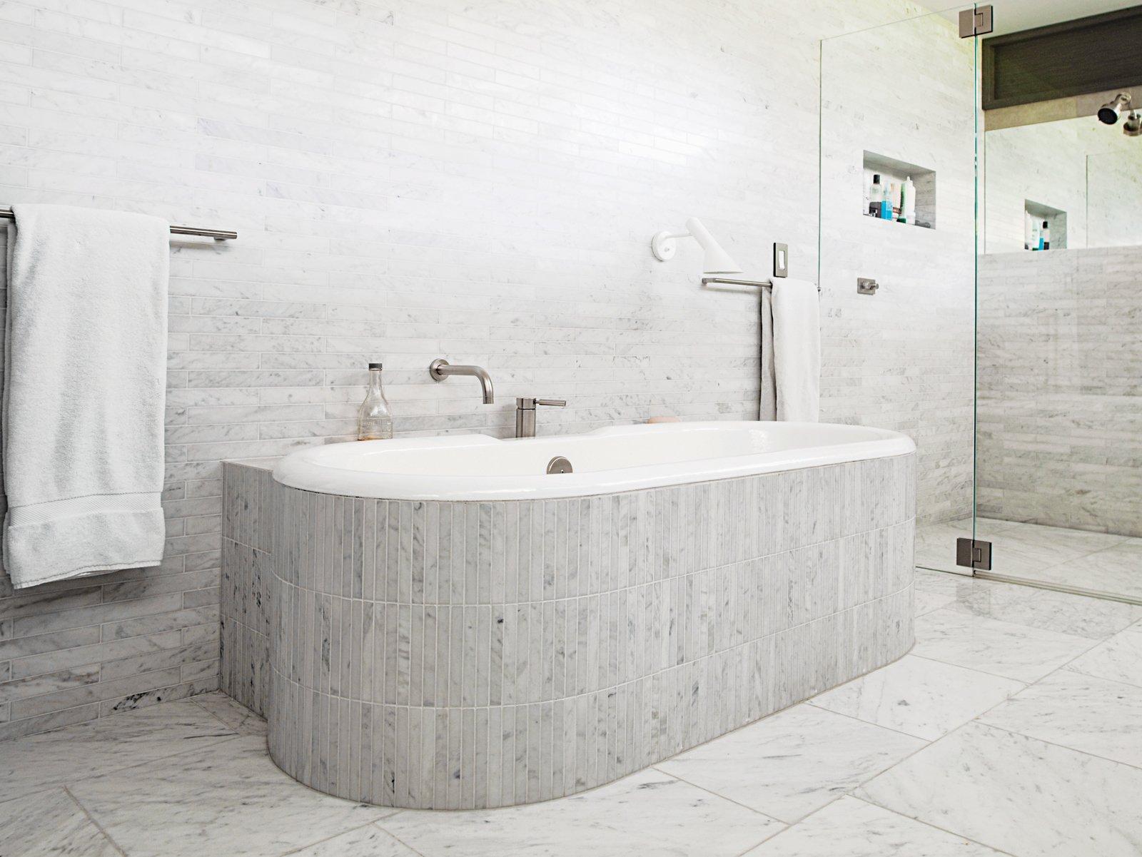 Carrara Marble Tiles Bathroom on glass tile bathroom, beige travertine tile bathroom, revere pewter benjamin moore subway tile bathroom, bisque tile bathroom, ivory tile bathroom, oak tile bathroom, bone tile bathroom, white marble bathroom, rustic barn door bathroom, industrial design house bathroom, crema marfil tile bathroom, green marble tile bathroom, biscuit tile bathroom, stone tile bathroom, limestone tile bathroom, emperador marble bathroom, graphite tile bathroom, alabaster tile bathroom, stainless steel tile bathroom, crystal tile bathroom,
