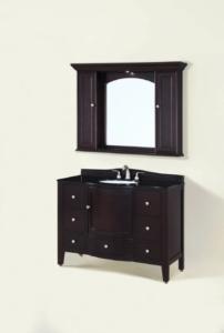 DWI Dragon Bathroom Vanities Soho Collection Dark Cabinets