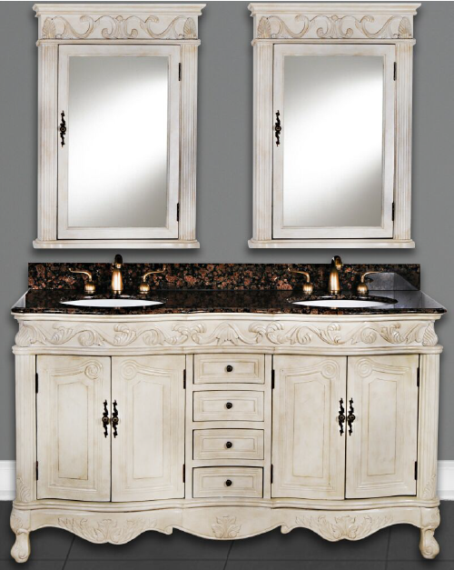 Antique White Bathroom Cabinets bathroom vanities - best selection in east brunswick nj [sale]