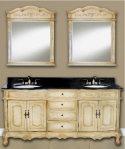 DWI Dragon Bathroom Vanities Tan