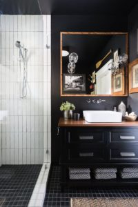 Free Standing Bathroom Vanities Idea