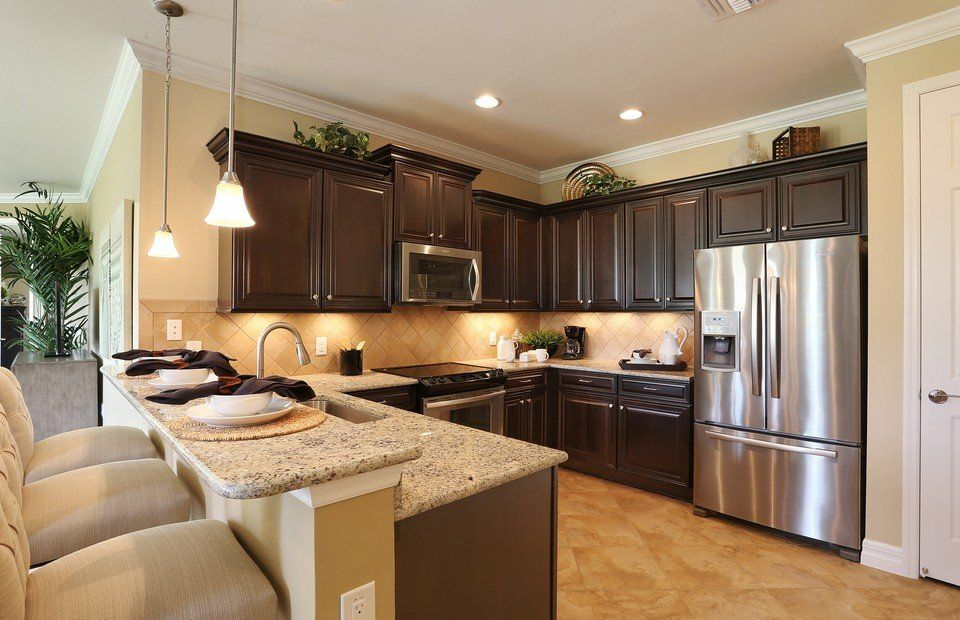 Traditional Kitchen Cabinets in East Brunswick NJ