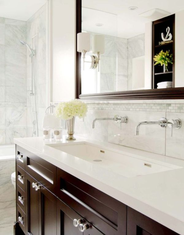 Undermount Sink Bathroom Vanities Idea