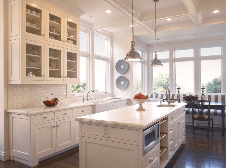 Kitchen Cabinets in East Brunswick NJ [Showroom] - Brunswick Design