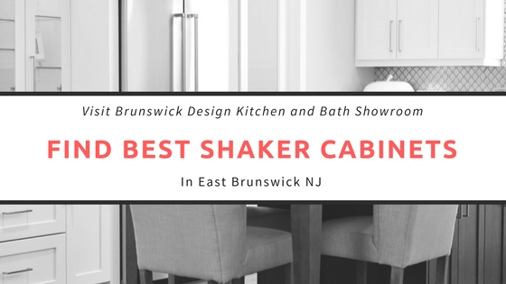 Visit Brunswick Design Kitchen and Bath Showroom and Find Best Shaker Style Cabinets
