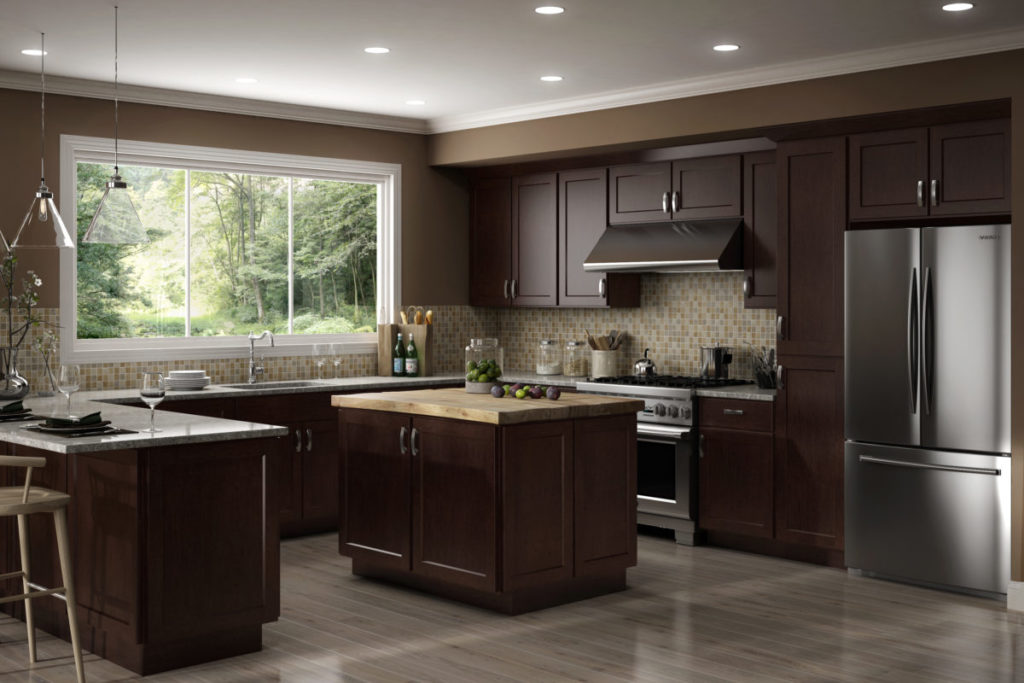 Choosing Cabinets For A Colonial Style Kitchen Brunswick Design